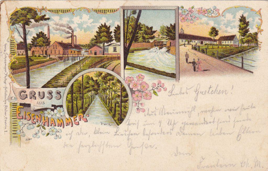 Reczyce rok 1903