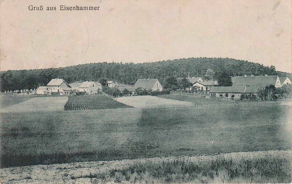 Reczyce lata 1910-1915