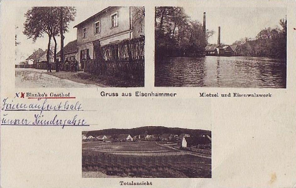 Reczyce rok 1913